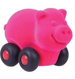 Rubbabu Rubbabu - Micro Aniwheelie Pig