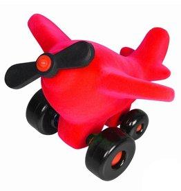 Rubbabu Rubbabu - Takota Propeller Airplane (Red)