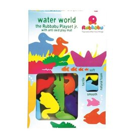 Rubbabu Rubbabu Water world Playset jr.
