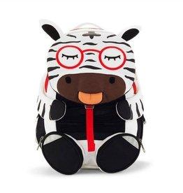 Affenzahn Grote rugzak Zebra - 'Zena Zebra'