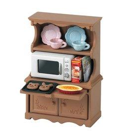 Sylvanian Families Keukenkast met oven