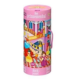 Sassi Het prinsessenbal - Puzzel & boekje