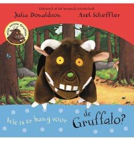 Aurora Wie is er bang voor de Gruffalo handpopboek