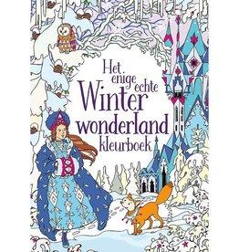 Winterwonderland kleurboek