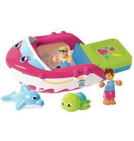 WOW Toys Susie Speedboat