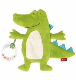 Sigikid Knuffeldoek Krokodil