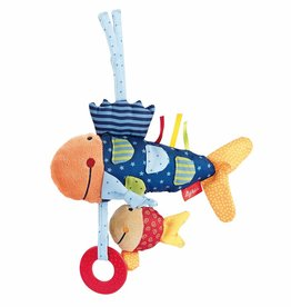 Sigikid Activity fish, PlayQ Basic Steps