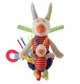 Sigikid Activity kangaroo, PlayQ Basic Steps