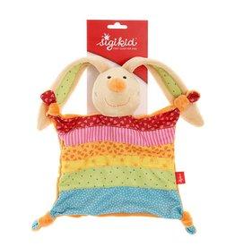 Sigikid Comforter bunny, Rainbow Rabbit