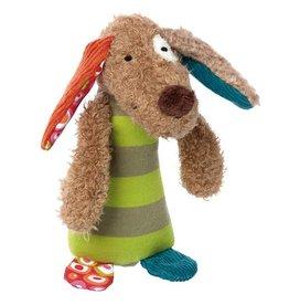 Sigikid Rattle dog, Der grüne Fips