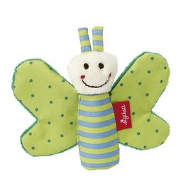 Sigikid Butterfly green, Red Stars