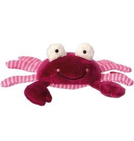 Sigikid Grasp toy crab, Red Stars