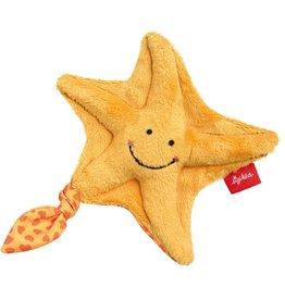 Sigikid Grasp toy sea star, Red Stars