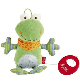 Sigikid Musical frog, Red Stars