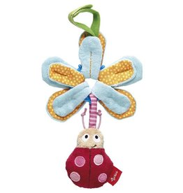 Sigikid Activity clip beetle, PlayQ Garden Friends