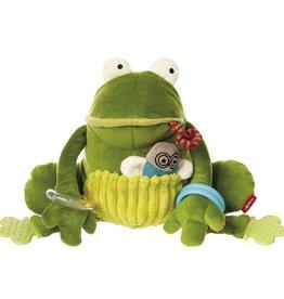 Sigikid Activity frog, PlayQ Garden Friends
