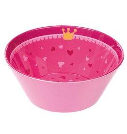 Sigikid Melamine bowl, Pinky Queeny