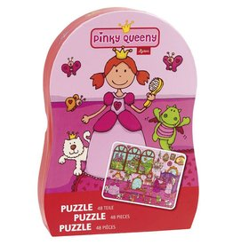 Sigikid Puzzel, Pinky Queeny