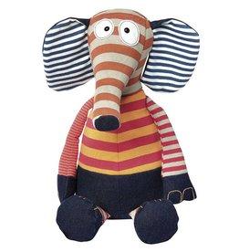 Sigikid Striped elephant large, Sweety