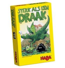 HABA Sterk als een draak - Geheugenspel 5+