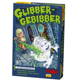 HABA Glibber Gebibber - Geheugenspel 5+