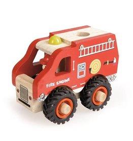 Simply for Kids Brandweerauto