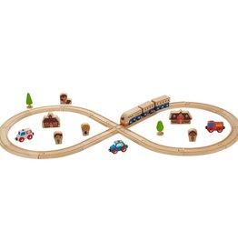 EverEarth Figure 8 Train Set