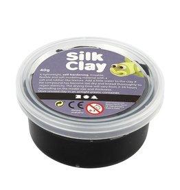 Silk Clay Silk Clay los zwart