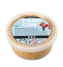 Foam Clay Foam Clay los goud metallic