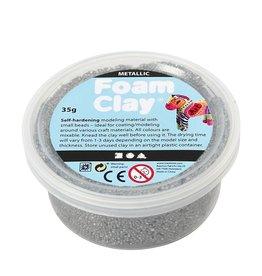 Foam Clay Foam Clay los zilver metallic