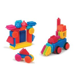 Bristle Blocks 50pcs Bucket