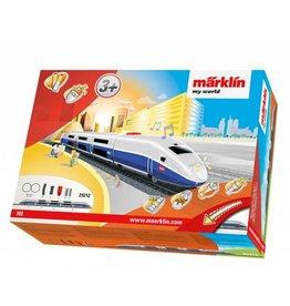 Märklin Startset TGV batterij