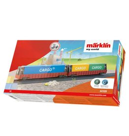 Märklin Containerwagen set (2 wagons)