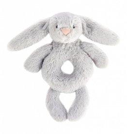Jellycat Bashful Silver Bunny Grabber
