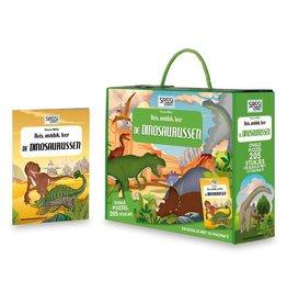 Sassi De Dinosaurussen - Puzzel & boekje