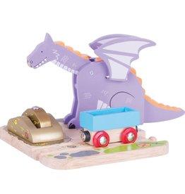 Bigjigs Dragon Crane