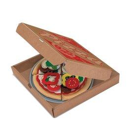 Melissa & Doug Pizza van vilt