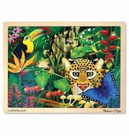 Melissa & Doug Legpuzzel jungle (48st)