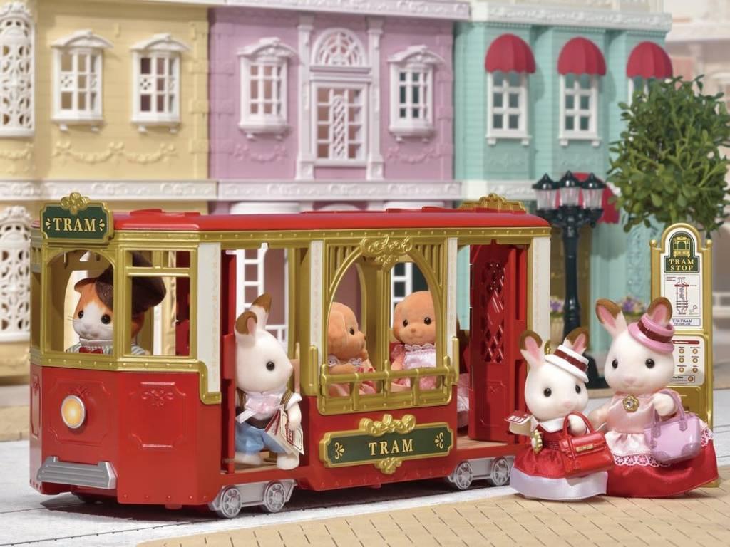 Sylvanian Families Sylvanian Families Tram - 6007