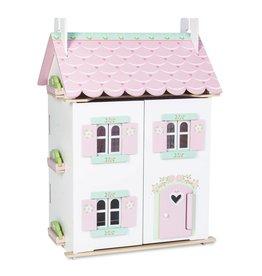 Le Toy Van Poppenhuis Sweetheart Cottage incl. meubels