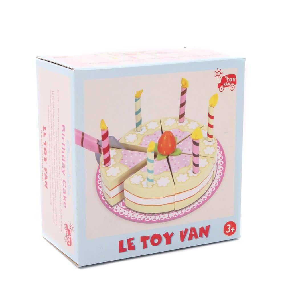 Le Toy Van Verjaardagstaart vanille