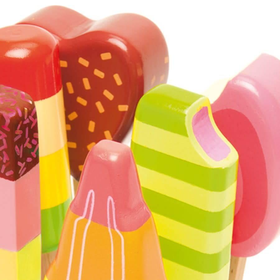 Le Toy Van Houten ijs lollies