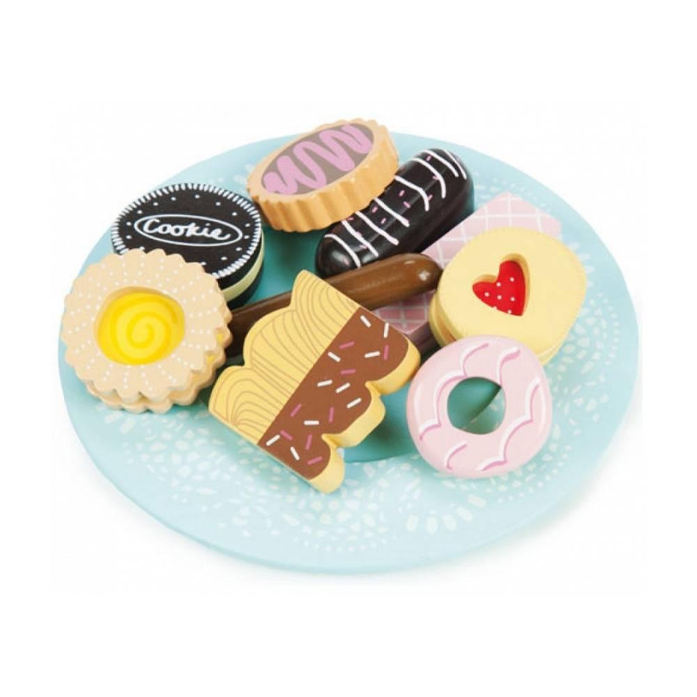 Le Toy Van Biscuits op bord
