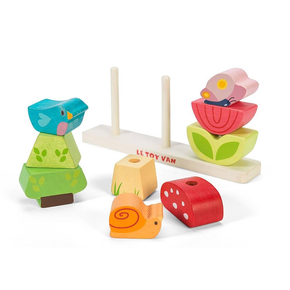 Le Toy Van Petilou Mijn stapel tuin