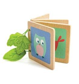 Le Toy Van Petilou Babyboekje hout