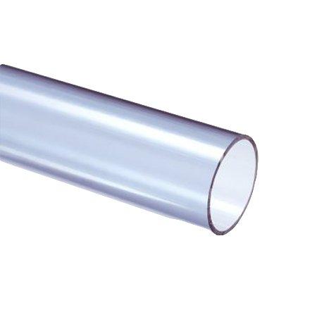 PVC-Druckrohr 5 Meter Transparent