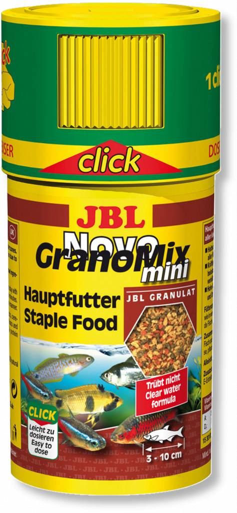 JBL JBL NovoGranoMix mini Granulaat