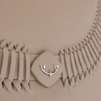 WAVE | Tote | Antler Taupe | Basis model