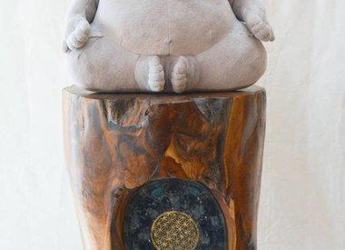 Orgonite Meditatiekruk