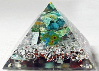 Orgonite Piramides